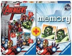 Avengers 3 Puzzles + memory® - imagen 1 - Haga click para ampliar
