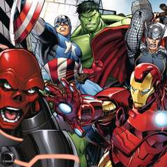 Avengers 3 Puzzles + memory® - imagen 2 - Haga click para ampliar