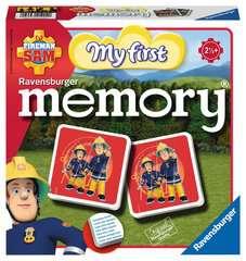 My First Grand memory® Sam le Pompier - Image 1 - Cliquer pour agrandir