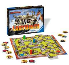 Dragons Junior Labyrinth - imagen 2 - Haga click para ampliar