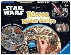 STAR WARS Riesen Bilder-Rallye Spiele;Kinderspiele Ravensburger