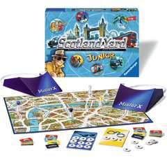 Scotland Yard Junior - Billede 2 - Klik for at zoome
