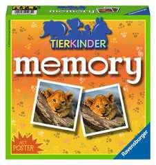 Tierkinder memory® - Bild 1 - Klicken zum Vergößern