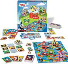 Thomas & Friends 6-in-1 Games - image 1 - Click to Zoom