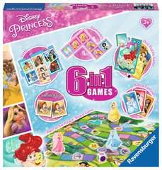 Disney Princess 6-in-1 Games - image 1 - Click to Zoom
