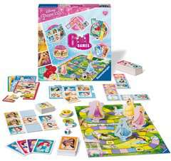 Disney Princess 6-in-1 Games - image 2 - Click to Zoom
