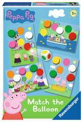 Peppa Pig Balloon Game - image 1 - Click to Zoom
