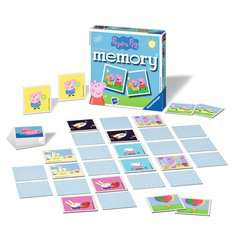 Peppa Pig memory® - Billede 2 - Klik for at zoome