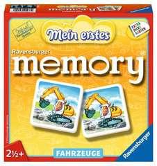 Mein erstes memory® Fahrzeuge - Bild 1 - Klicken zum Vergößern