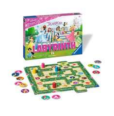 Disney Princess Junior Labyrinth - immagine 2 - Clicca per ingrandire