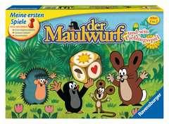 Der Maulwurf und sein Lieblingsspiel - Bild 1 - Klicken zum Vergößern