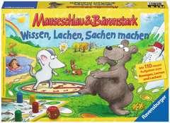 Mauseschlau & Bärenstark  Wissen, Lachen, Sachen machen Spiele;Kinderspiele Ravensburger