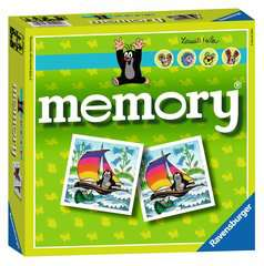 Maulwurf memory® Spiele;Kinderspiele - Bild 1 - Ravensburger