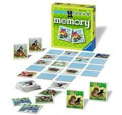 Maulwurf memory® Spiele;Kinderspiele - Bild 2 - Ravensburger
