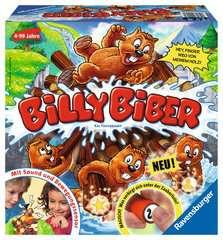 Billy Biber Spiele;Kinderspiele Ravensburger