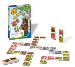 Gruffalo domino Spellen;Vrolijke kinderenspellen - image 2 - Ravensburger