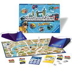 Scotland Yard Junior - image 2 - Click to Zoom