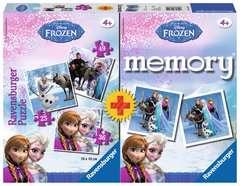 Disney Frozen 3 Puzzles + memory® - immagine 1 - Clicca per ingrandire