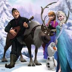 Disney Frozen 3 Puzzles + memory® - immagine 3 - Clicca per ingrandire