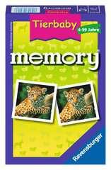 Tierbaby memory® Spiele;Mitbringspiele - Bild 1 - Ravensburger