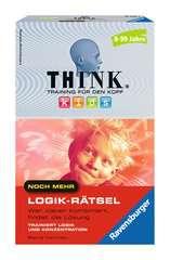 THINK® Kids  Noch mehr Logik-Rätsel Spiele;Mitbringspiele - Bild 1 - Ravensburger