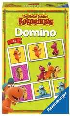 Der kleine Drache Kokosnuss Domino Spiele;Mitbringspiele - Bild 1 - Ravensburger