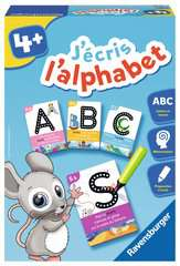 J'écris l'alphabet - Image 1 - Cliquer pour agrandir