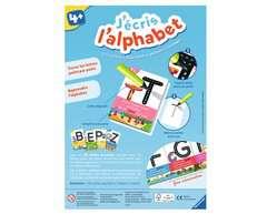 J'écris l'alphabet - Image 2 - Cliquer pour agrandir