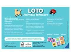 Loto Animaux familiers - Image 2 - Cliquer pour agrandir