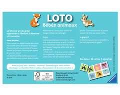 Loto Bébés animaux - Image 2 - Cliquer pour agrandir