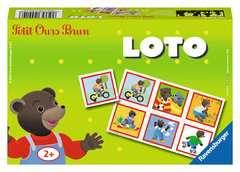 Loto Petit Ours Brun - Image 1 - Cliquer pour agrandir