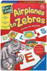 Airplanes to Zebras - image 1 - Click to Zoom