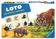 Loto les animaux sauvages - Image 2 - Cliquer pour agrandir