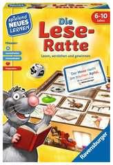 Die Lese-Ratte - Bild 1 - Klicken zum Vergößern