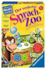 Der verdrehte Sprach-Zoo Spiele;Lernspiele Ravensburger