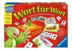 Wort für Wort Lernen und Fördern;Lernspiele - Bild 1 - Ravensburger