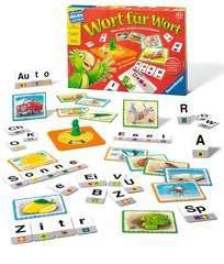 Wort für Wort Lernen und Fördern;Lernspiele - Bild 3 - Ravensburger
