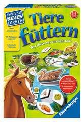 Tiere füttern Lernen;Lernspiele Ravensburger