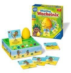 Häuptling Wackelnix - Bild 2 - Klicken zum Vergößern