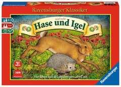 Hase und Igel - Bild 1 - Klicken zum Vergößern