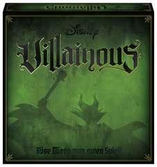 Disney Villainous - Bild 1 - Klicken zum Vergößern