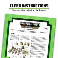 Ravensburger Minecraft Builders & Biomes Game - image 10 - Click to Zoom