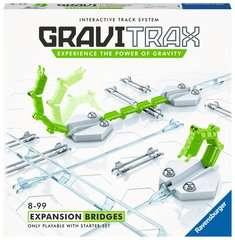 GraviTrax Set d'Extension Bridges / Pont et Rails - Image 1 - Cliquer pour agrandir