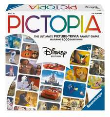 Pictopia Disney Edition - The Picture Trivia Game - image 1 - Click to Zoom