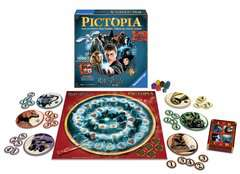 Pictopia Disney Edition - The Picture Trivia Game - image 2 - Click to Zoom