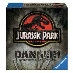 Jurassic Park Danger! - Adventure Strategy Game - image 1 - Click to Zoom