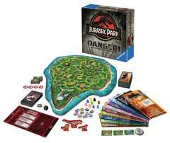 Jurassic Park Danger! - Adventure Strategy Game - image 2 - Click to Zoom