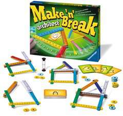Make  n  Break Architect Spiele;Familienspiele - Bild 2 - Ravensburger
