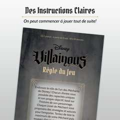 Disney Villainous-Extension 2 - La fin est proche - Image 5 - Cliquer pour agrandir