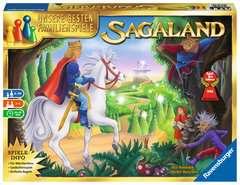 Sagaland Spiele;Familienspiele - Bild 1 - Ravensburger